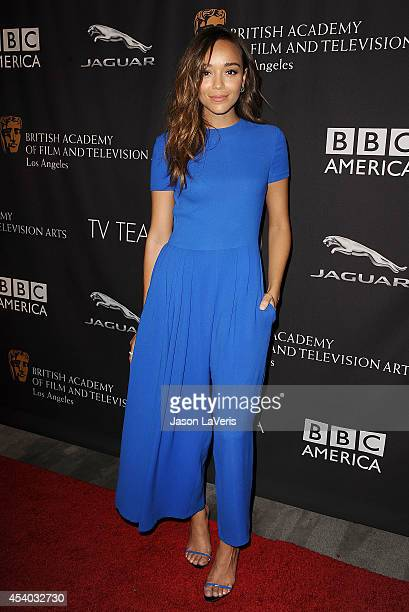 Actress Ashley Madekwe attends the BAFTA Los Angeles TV Tea Party at SLS Hotel on August 23 2014 in Beverly Hills California