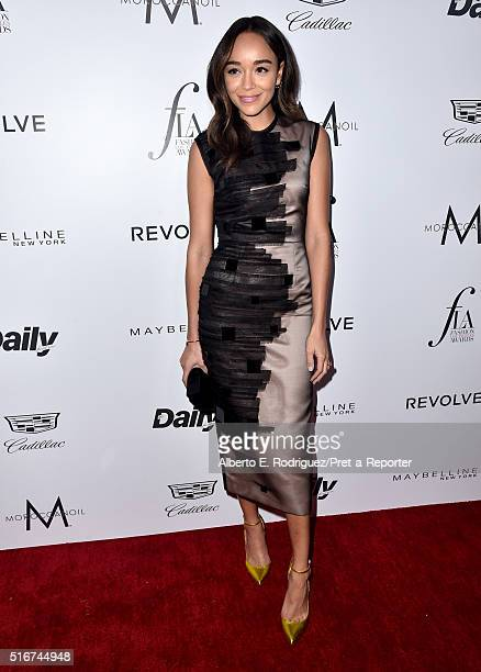 """Actress Ashley Madekwe attends the Daily Front Row """"Fashion Los Angeles Awards"""" at Sunset Tower Hotel on March 20, 2016 in West Hollywood, California."""