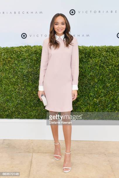 Actress Ashley Madekwe attends the Victoria Beckham for Target Launch Event on April 1 2017 in Los Angeles California