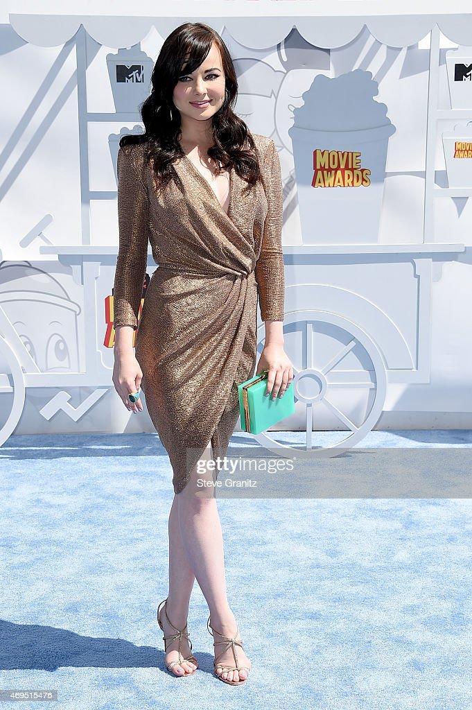 2015 MTV Movie Awards - Arrivals : News Photo