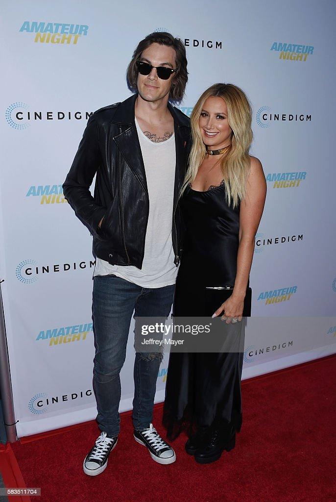 "Premiere Of Cinedigm's ""Amateur Night"" - Arrivals : News Photo"