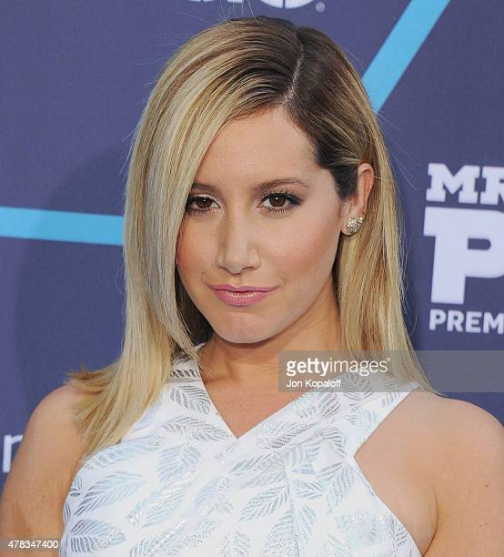 Actress Ashley Tisdale arrives at the 16th Annual Young Hollywood Awards at The Wiltern on July 27 2014 in Los Angeles California