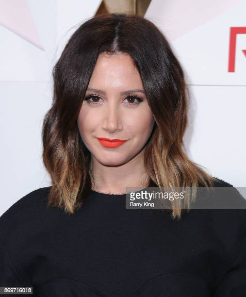 Actress Ashley Tisdale attends #REVOLVEawards at DREAM Hollywood on November 2 2017 in Hollywood California