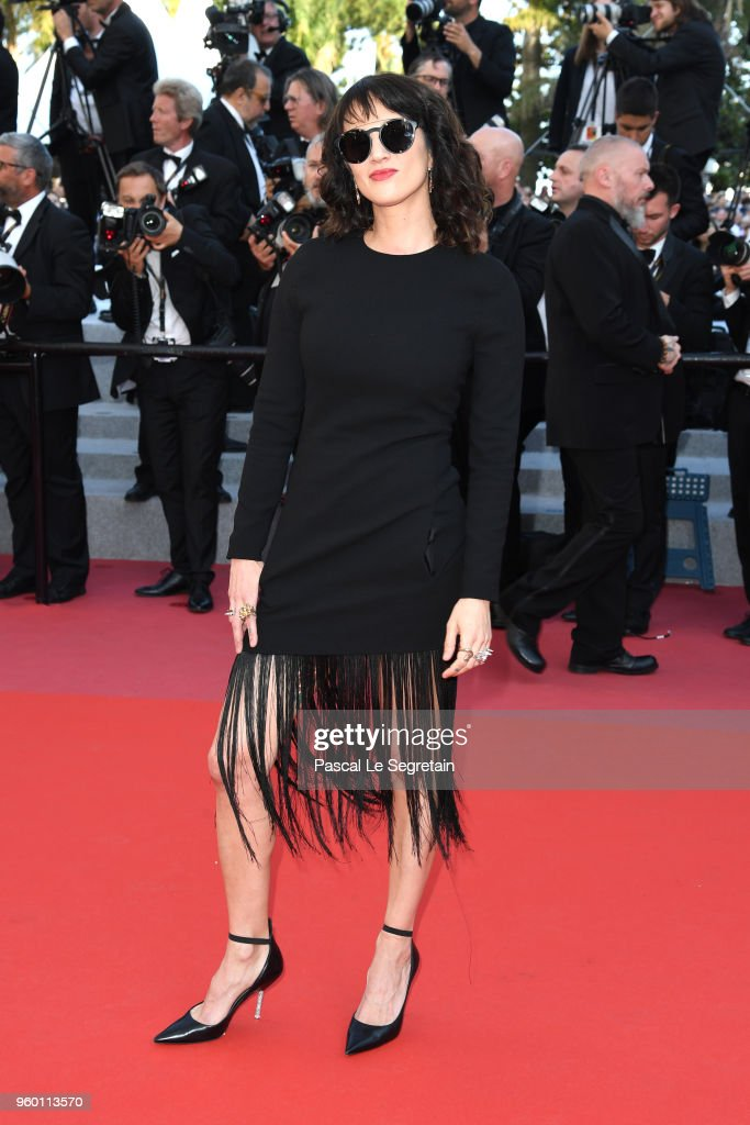 """Closing Ceremony & """"The Man Who Killed Don Quixote"""" Red Carpet Arrivals - The 71st Annual Cannes Film Festival"""
