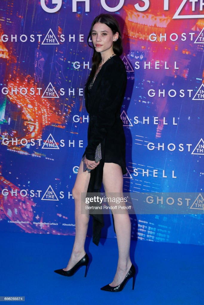 """""""Ghost In The Shell"""" Paris Premiere"""