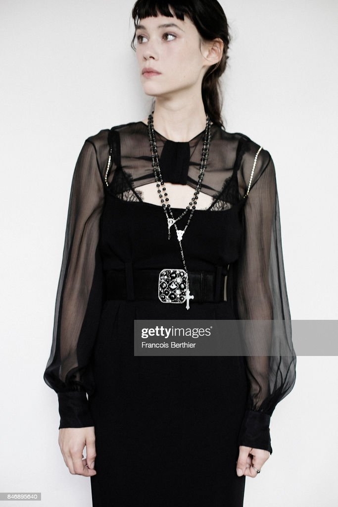 Astrid Berges-Frisbey, 2017 Deauville Film Festival, Self Assignment, September 2017 : News Photo