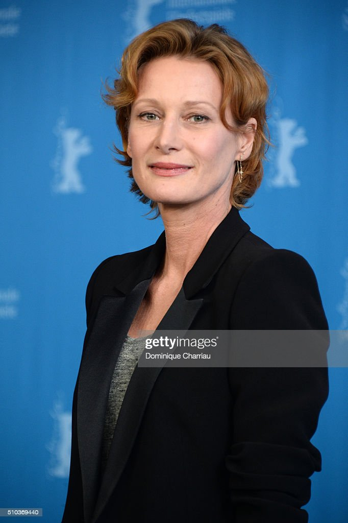 Actress Astrid Whettnall attends the 'Road to Istanbul' (La Route d'Istanbul) photo call during the 66th Berlinale International Film Festival Berlin at Grand Hyatt Hotel on February 15, 2016 in Berlin, Germany.