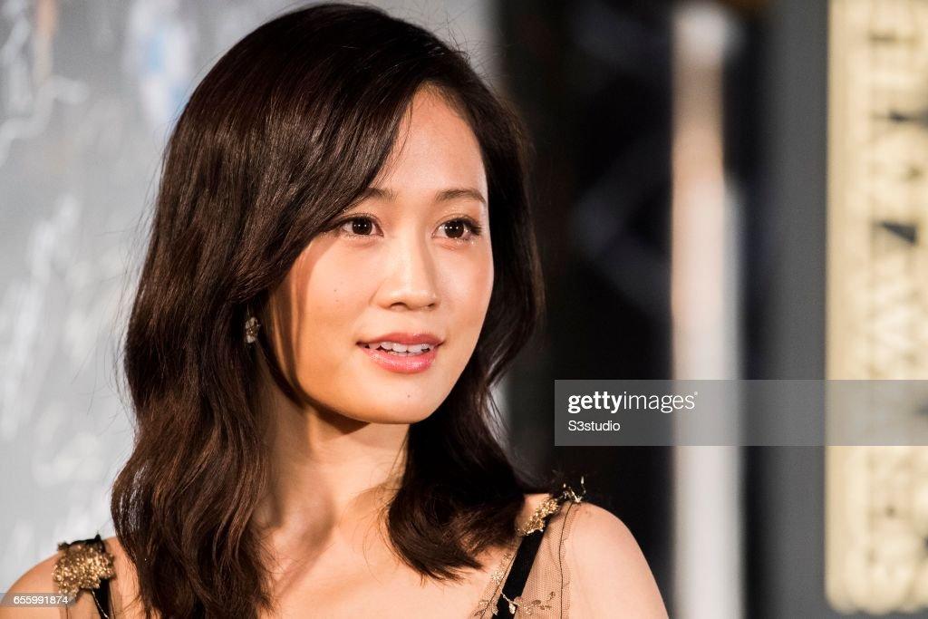 11th Asian Film Award In Hong Kong : News Photo