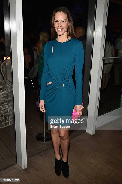 Actress attends the Vanity Fair And NSU Art Museum's Private Dinner Hosted By Bob Colacello And Bonnie Clearwater In Honor Of Douglas S Cramer at...