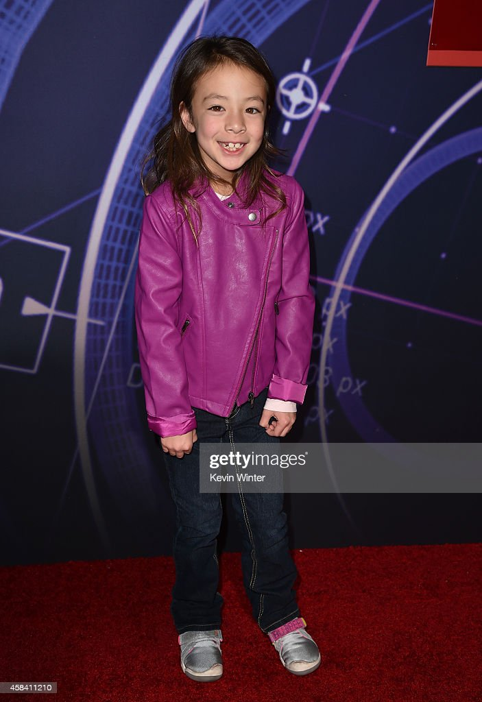 Premiere Of Disney's 'Big Hero 6' - Red Carpet : News Photo