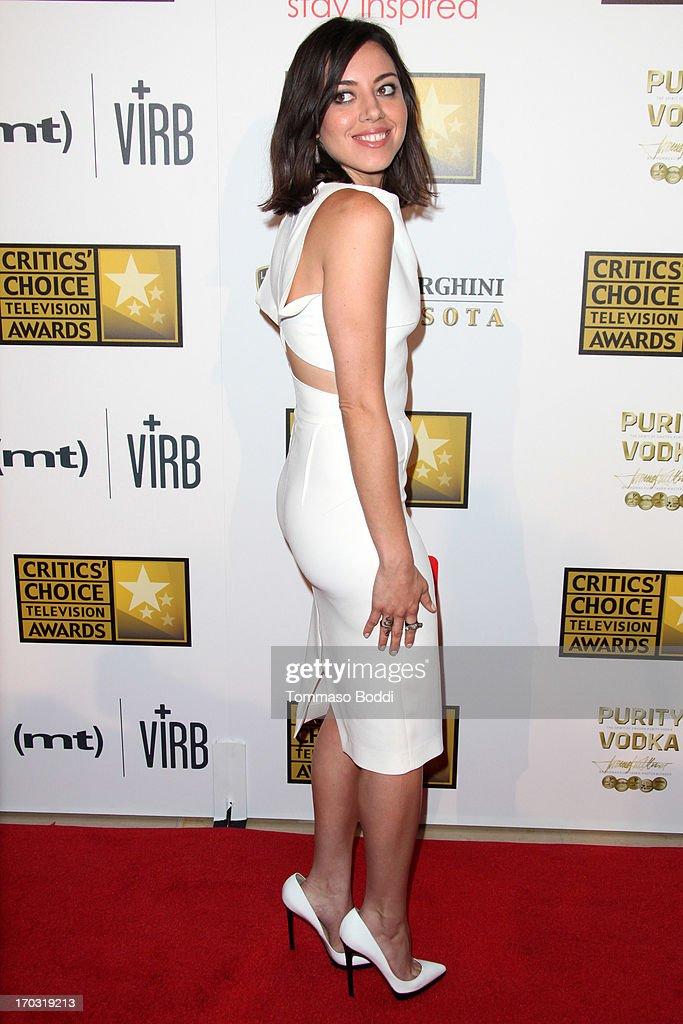 BTJA Critics' Choice Television Award - Arrivals : News Photo