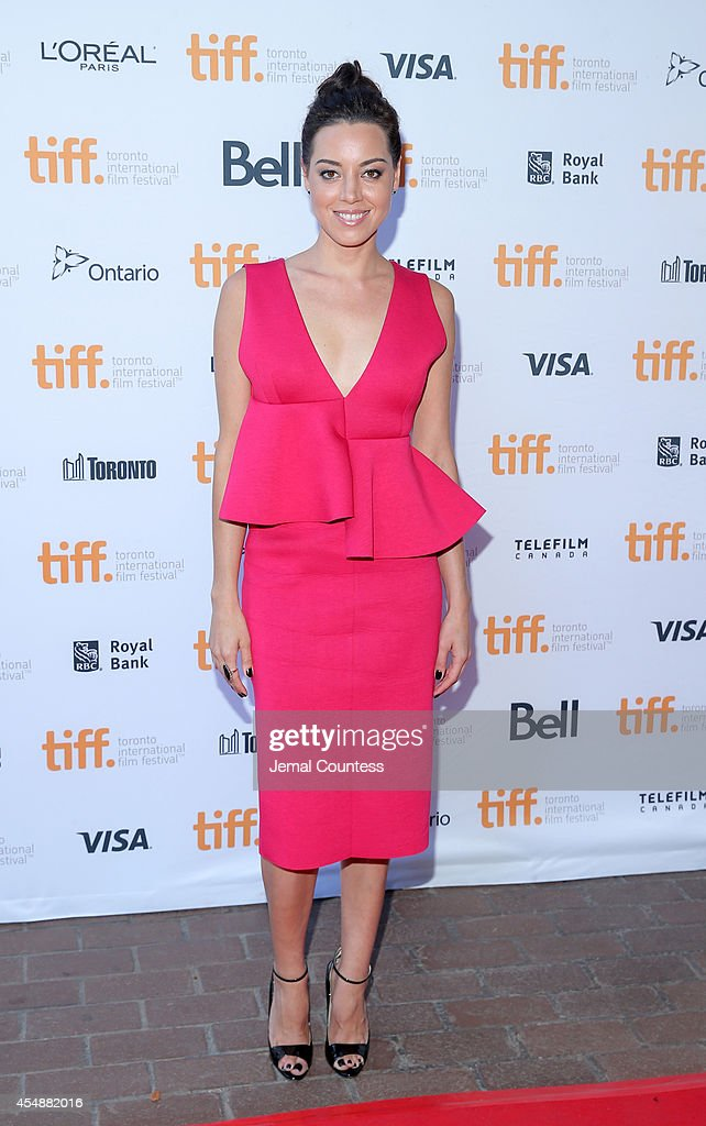 """Ned Rifle"" Premiere - 2014 Toronto International Film Festival : News Photo"