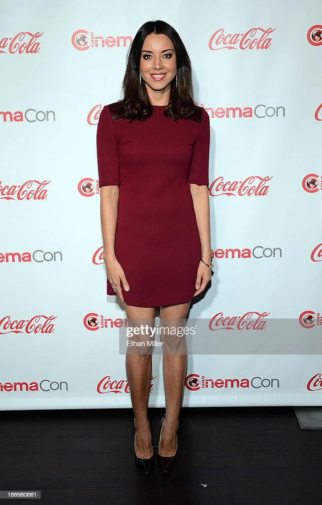 CinemaCon 2013 Awards Ceremony - Arrivals : News Photo
