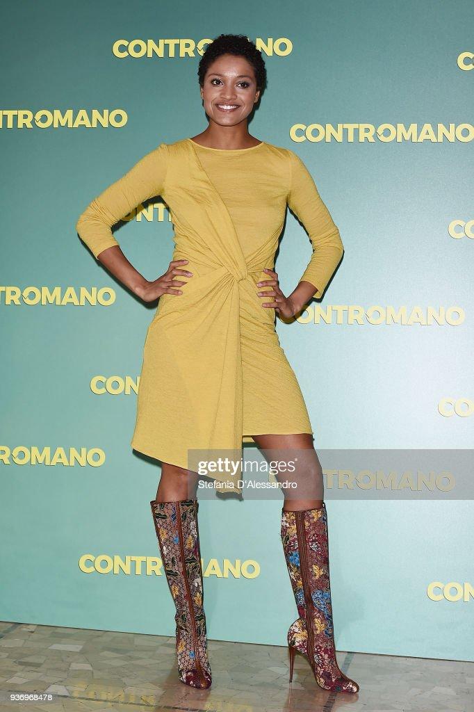 Contromano Photocall In Milan : News Photo