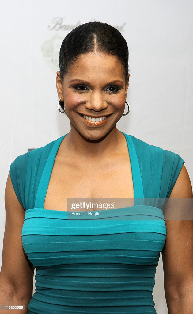 Actress Audra McDonald attends the Roundabout Theatre Company's 2009 Spring Gala at Roseland Ballroom on April 6, 2009 in New York City.