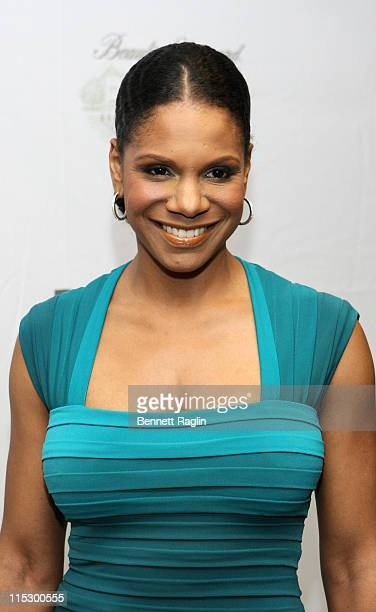 Actress Audra McDonald attends the Roundabout Theatre Company's 2009 Spring Gala at Roseland Ballroom on April 6 2009 in New York City