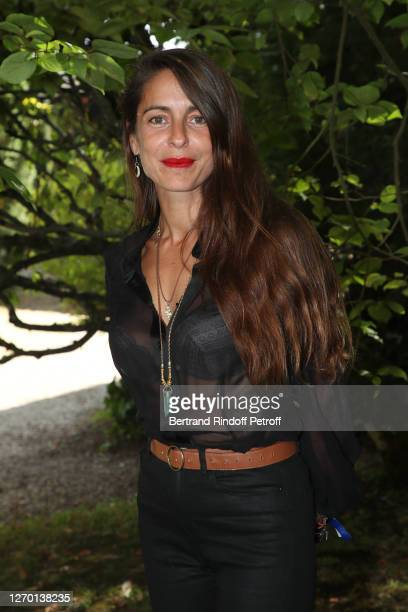 Actress Audrey Dana attends the Profession du Pere Premiere at 13th Angouleme FrenchSpeaking Film Festival on September 01 2020 in Angouleme France