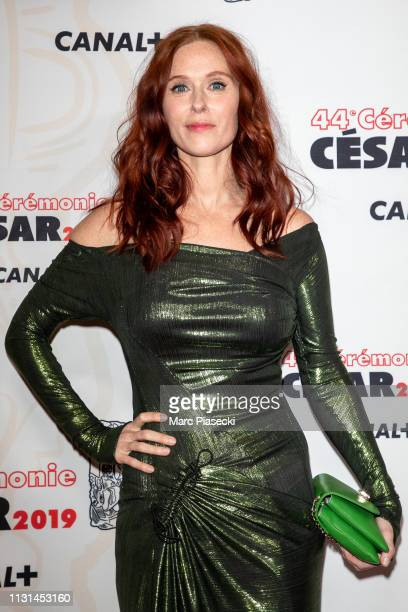 Actress Audrey Fleurot attends the Cesar Film Awards 2019 at Salle Pleyel on February 22 2019 in Paris France