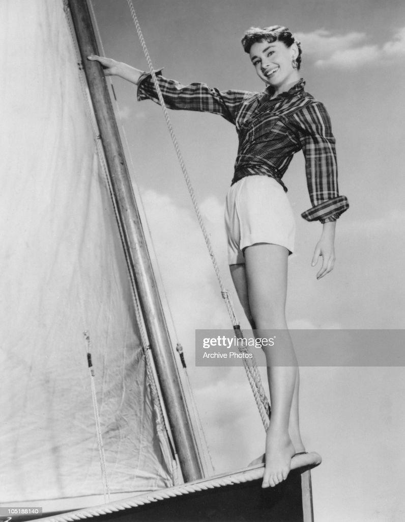 Audrey Hepburn : ニュース写真