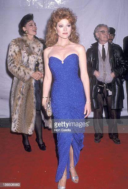 Actress Audrey Landers attends the Fred Hayman's New Fragrance '273' Launch Party and the Renaming of the Giorgio to Fred Hayman Beverly Hills on...