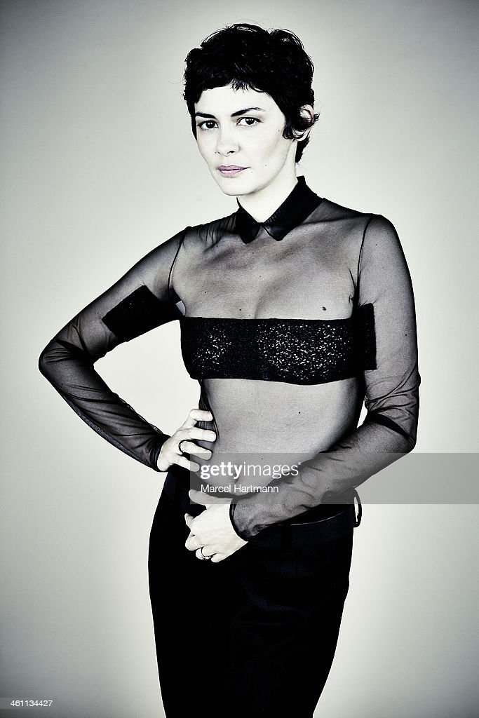 Audrey Tautou, Self Assignment, October 2013