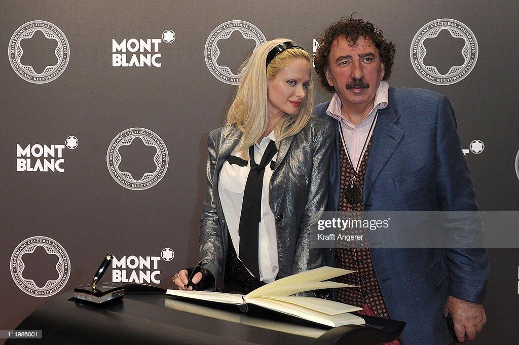 Montblanc de la Culture Arts Patronage Award : News Photo