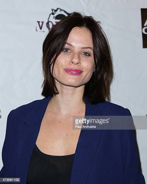 Actress Augie Duke attends the premiere of 'Miles To Go' at Arena Cinema Hollywood on May 15 2015 in Hollywood California