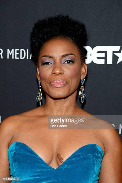 "Actress Aunjanue Ellis attends ""The Book Of Negroes"" Screening at The Paley Center for Media on December 16, 2014 in New York City."