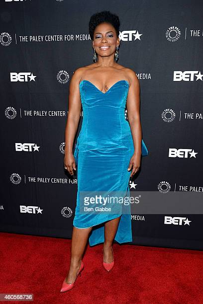 Actress Aunjanue Ellis attends The Book Of Negroes Screening at The Paley Center for Media on December 16 2014 in New York City
