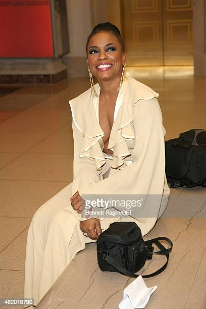 "Actress Aunjanue Ellis attends ""The Book of Negroes"" screening reception at The National Archives on January 22, 2015 in Washington, DC."