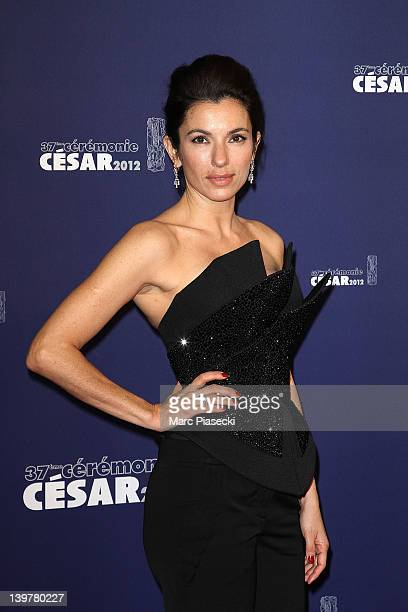 Actress Aure Atika attends the 37th Cesar Film Awards at Theatre du Chatelet on February 24 2012 in Paris France