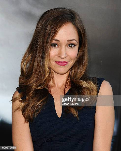 Actress Autumn Reeser attends a screening of Sully at Directors Guild Of America on September 8 2016 in Los Angeles California