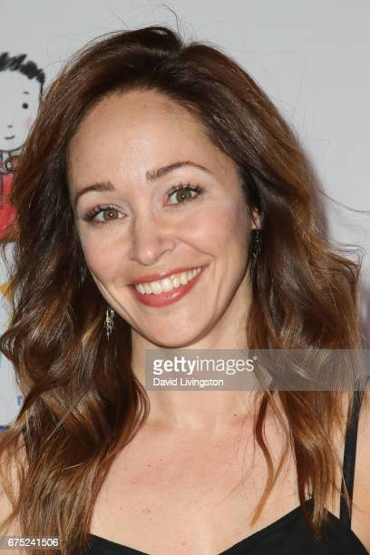 Actress Autumn Reeser attends the WE ALL PLAY FUNdraiser hosted by the Zimmer Children's Museum at the Zimmer Children's Museum on April 30 2017 in...