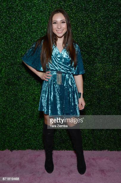 Actress Ava Cantrell attends Stylecon OC at OC Fair and Event Center on November 4 2017 in Costa Mesa California