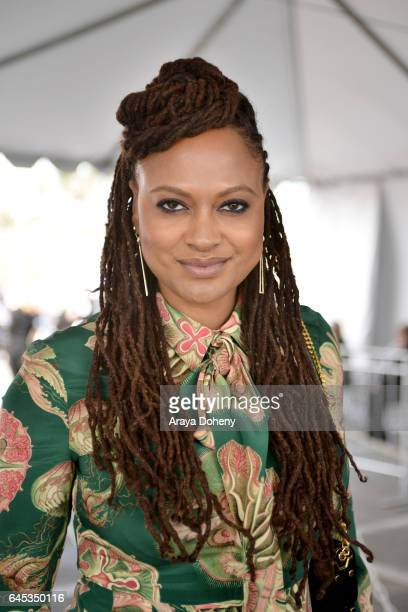 Actress Ava DuVernay during the 2017 Film Independent Spirit Awards at the Santa Monica Pier on February 25 2017 in Santa Monica California