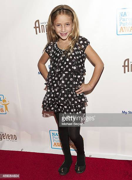 Actress Ava Kolker arrives at Celebrity Holiday StuffAThon For Foster Kids at Hotel Angelino on November 16 2014 in Los Angeles California