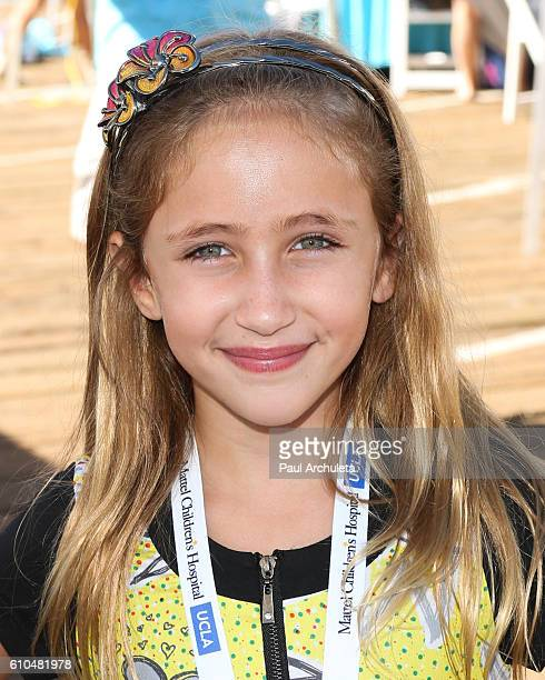 Actress Ava Kolker attends the 17th Annual Mattel Party On The Pier on September 25 2016 in Santa Monica California