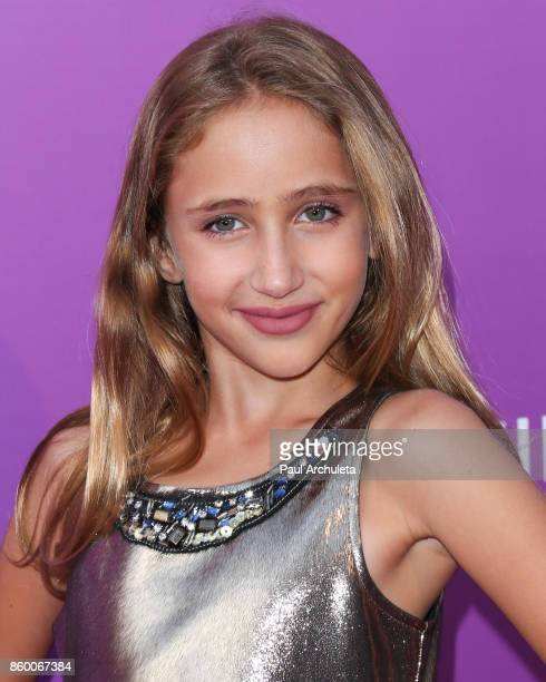 Actress Ava Kolker attends the ISINA Global Gala at Unici Casa on October 10 2017 in Culver City California