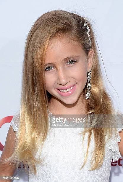 Actress Ava Kolker attends the Los Angeles screening of Lifetime's 'Sister Cities' at Paramount Theatre on August 31 2016 in Hollywood California