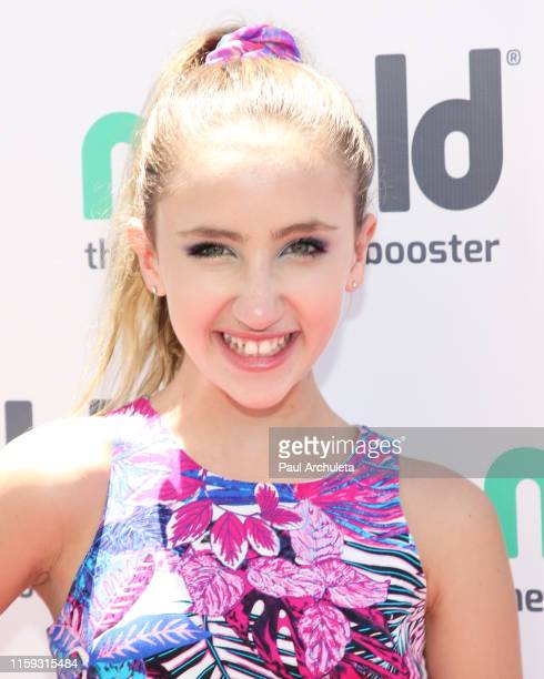 Actress Ava Kolker attends the Parents And Kids Passenger Safety Awareness Fun Day at The Awesome Playground on June 30 2019 in Los Angeles California
