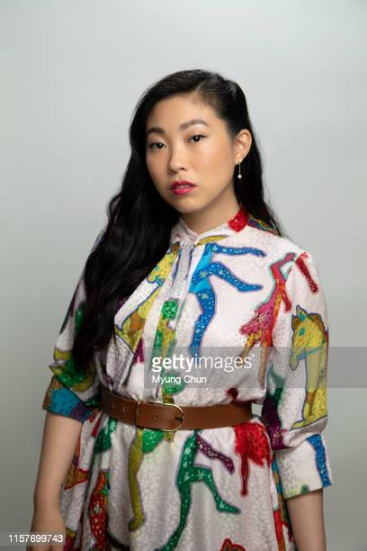 Actress Awkwafina is photographed for Los Angeles Times on June 26 2019 in Los Angeles California PUBLISHED IMAGE CREDIT MUST READ Myung J Chun/Los...