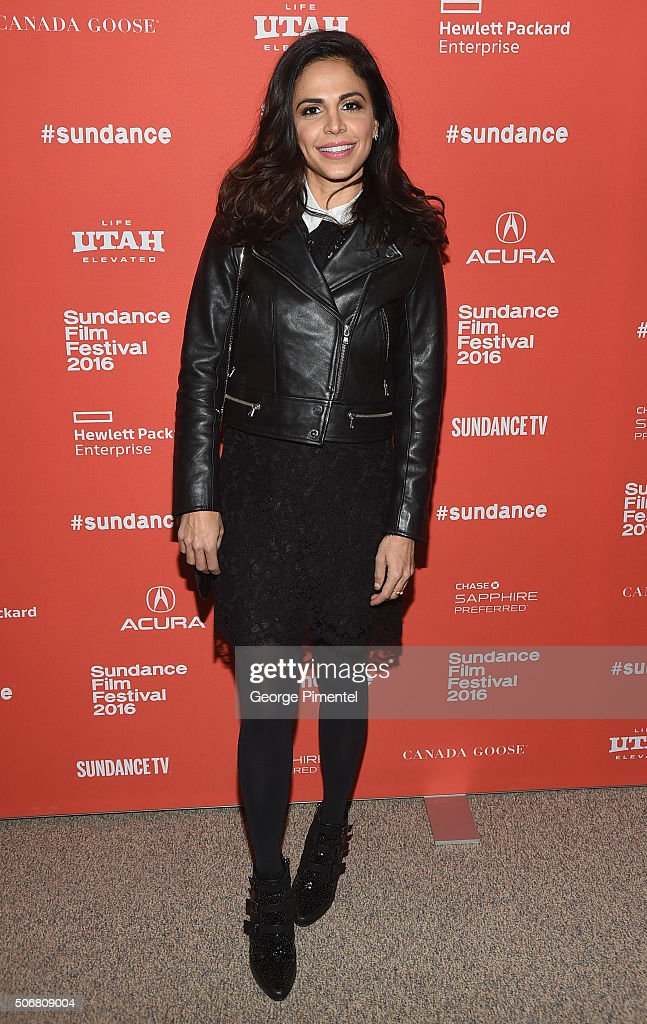 """Complete Unknown"" Premiere - Red Carpet - 2016 Sundance Film Festival"
