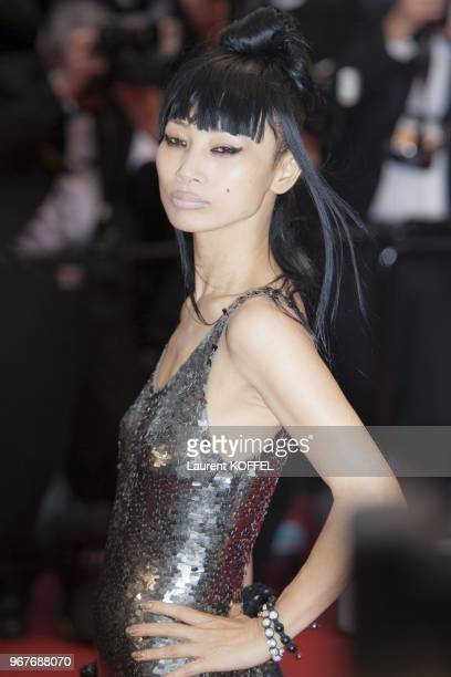 Actress Bai Ling attends Electrolux at Opening Night of The 66th Annual Cannes Film Festival at the Theatre Lumiere on May 15 2013 in Cannes France