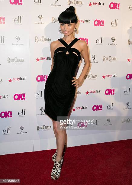 Actress Bai Ling attends OK Magazine's 'So Sexy' LA event at Lure on May 21 2014 in Hollywood California