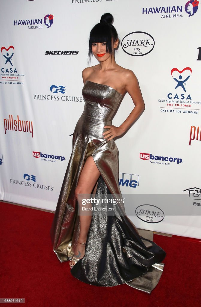 Actress Bai Ling attends the 2017 CASA of Los Angeles Evening To Foster Dreams Gala at The Beverly Hilton Hotel on May 16, 2017 in Beverly Hills, California.