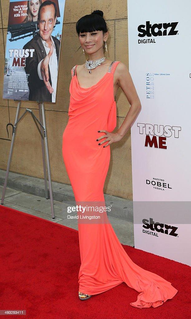 """""""Trust Me"""" - Los Angeles Premiere - Arrivals : News Photo"""