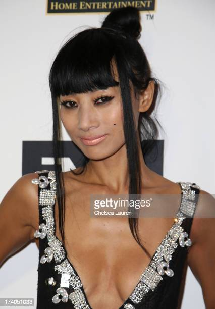 Actress Bai Ling attends the Maxim FX and Home Entertainment ComicCon Party on July 19 2013 in San Diego California