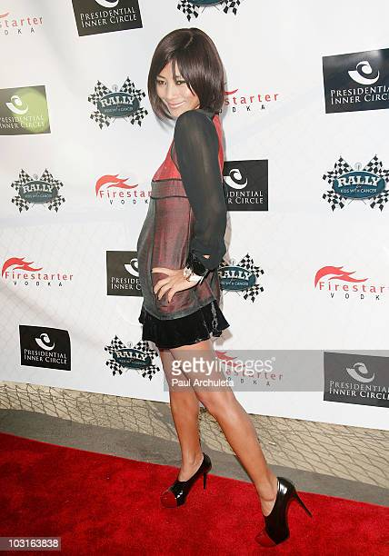Actress Bai Ling attends the Power Players celebrity cruise benefitting Rally For Kids Charity on July 29 2010 in Marina del Rey California