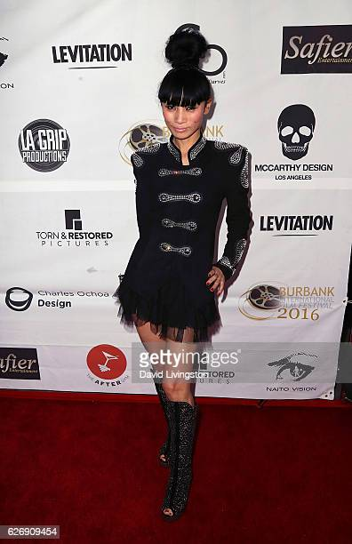 Actress Bai Ling attends the premiere of TriCoast Worldwide's Better Criminal at TCL Chinese Theatre on November 30 2016 in Hollywood California