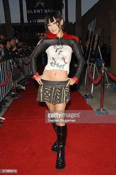 Actress Bai Ling attends the premiere of TriStar Pictures' Silent Hill at the Egyptian Theatre on April 20 2006 in Hollywood California